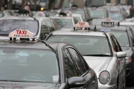 Taxis-en-Francia