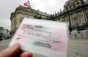 Permisos de residencia en Francia