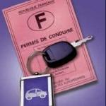 Licencia de conducir en Francia
