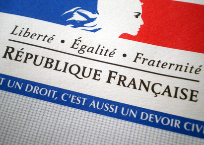 Residencia en Francia
