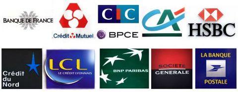 Bancos en Francia