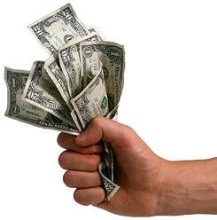 Depósito de dinero