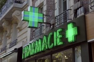 Farmacias en Francia
