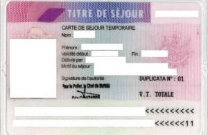 Cómo obtener un permiso de residencia para Francia