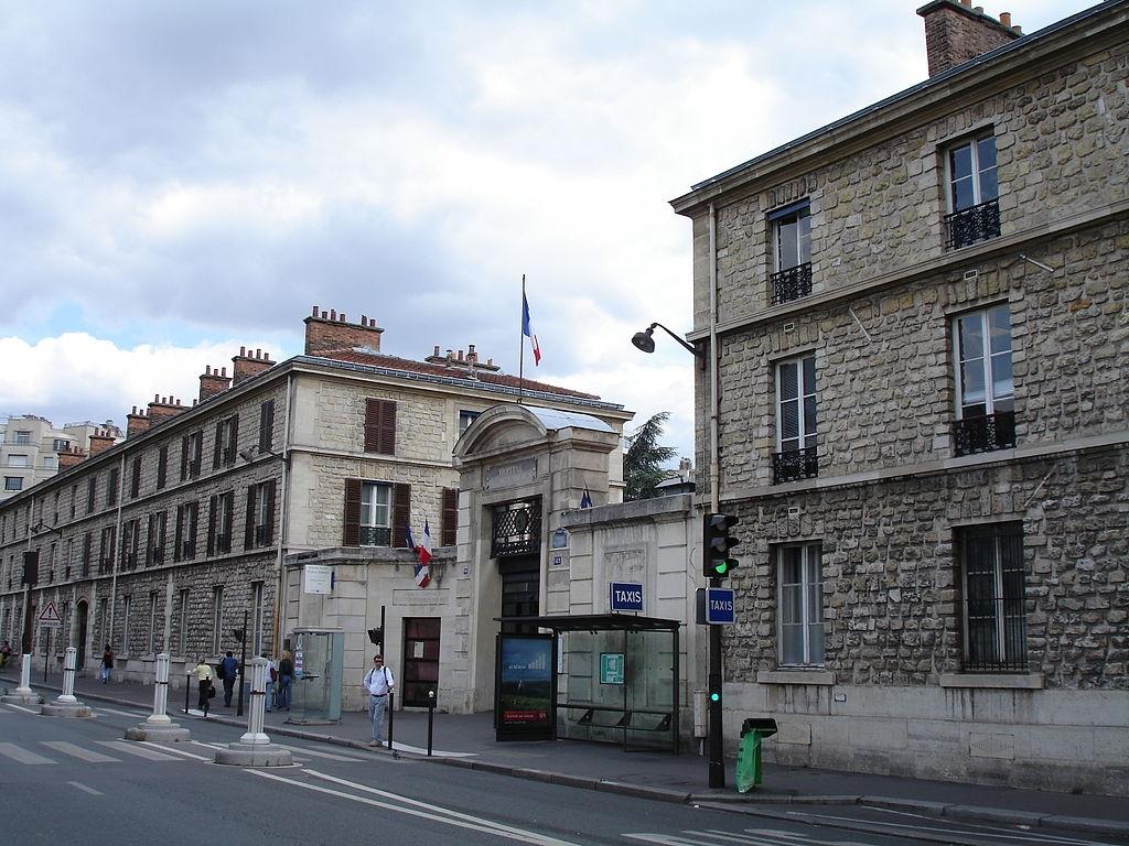 Hospital Laennec Memorial de París