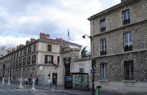 Hospitales y médicos en Francia