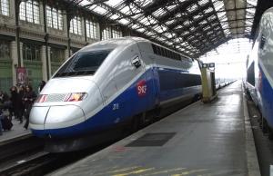 Trenes con acceso a Internet en Francia