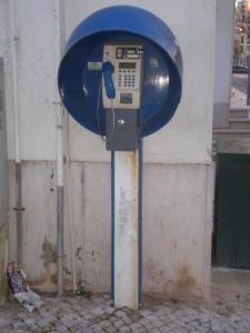 Cabina telefónica